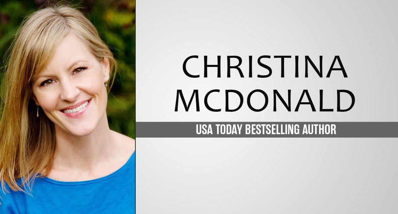 Hank Phillippi Ryan Interviews Christina McDonald