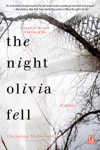 The Night Olivia Fell cover